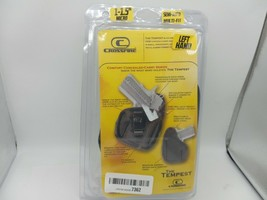 Crossfire The Tempest sealed-carry left handed holster open box - $19.79