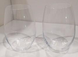 Mikasa 20 Oz Stemless Wine Glasses (Set of 2) - $14.25