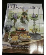 LTD COMMODITIES CATALOG SPRING STYLE 2019 BRAND NEW - $9.99