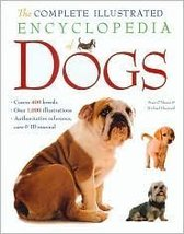 Complete Illustrated Encyclopedia Of Dogs [Paperback] [Jan 01, 2008] O'm... - $9.85