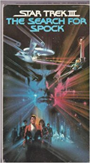 Star Trek III, The Search for Spock Vhs