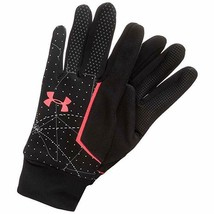 Under Armour Mens UA Storm Run Liner Running Glove 1318571-002 NWT - $25.66