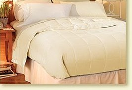 Pacific Coast Down Blanket (Cream) - Twin - $161.66 CAD