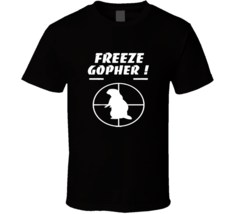 Caddyshack Freeze Gopher T Shirt - $21.99+