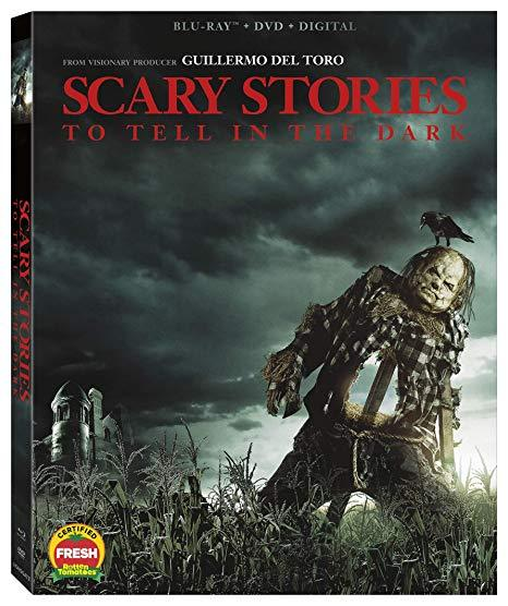 Scary Stories To Tell In The Dark (Blu-ray + DVD + Digital)