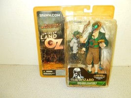 Figurine Articulée  mcfarlane spawn monsters SER.2- Entrelacés Land Of O... - $41.22