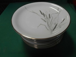 "ROSENTHAL Selb-Plossberg Bavaria Germany Ceres ""Wheat""  13 BREAD Plates ... - $84.73"