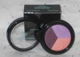 Vincent Longo Sun Moon Stars Eyeshadow Trio in Chariot Wings - NIB - $12.50