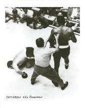 Ingemar Johansson Vs Floyd Patterson 8X10 Photo Boxing Picture - $3.95