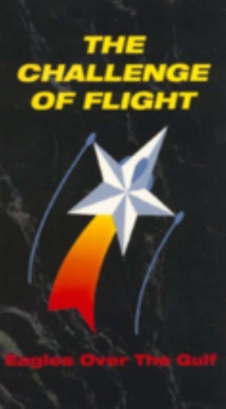 Challenge Of Flight Vol. 5: Eagles Over The Gulf  Vhs
