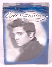 ELVIS PRESLEY Playing Cards-Bicycle #615-NIP-Blue Pack-vtg 2000 - $9.48