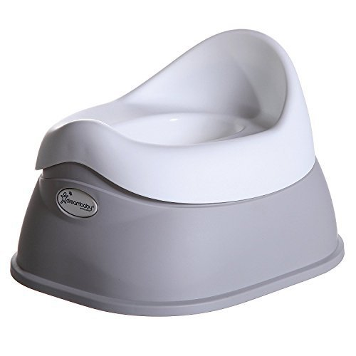 Dreambaby EZY Potty w/Removable Bowl (Gray)