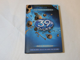 The 39 Clues: The Maze of Bones 1 by Rick Riordan 2008 Hardcover Book Sc... - $16.08