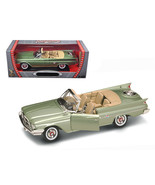 1960 Chrysler 300F Green 1/18 Diecast Car Model by Road Signature - $59.38