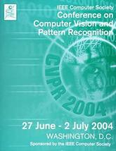 Computer Society Conference on Computer Vision and Pattern Recognition (... - $29.58