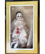 Vintage Effanbee Pierrot Collection French Clown Doll - 2245 New in Box  C5 - $59.39