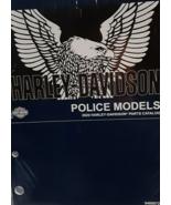 2020 Harley Davidson POLICE MODELS Parts Catalog Manual OEM - $39.55
