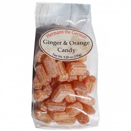 Hermann the German- Ginger Orange Candy - $5.69