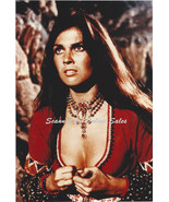 Caroline Munro Exotic Princess Golden Voyage of Sinbad 4x6 Photo 2346 - $4.99