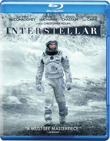 Interstellar (Blu Ray)