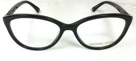 Michael Kors Womens Black Plastic Eyeglass Frames MK833  001  52-16  -135 - $47.52