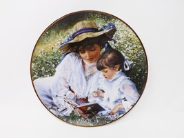 "Reco ""Once Upon a Time"" Collectible Plate - Honoring Mother's Day - $16.14"
