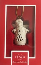 """New in Box * Lenox Angel Wishes * Tree Bell Ornament 2.75"""" - $19.68"""