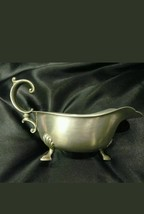 International PewterEagle Mark-Vintage Gravy Creamer/Sauce Bowl For Than... - $4.95