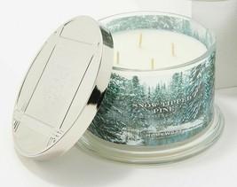 HomeWorx by Harry Slatkin Snow Tipped Pine 18oz Candles    AO2 - $53.34