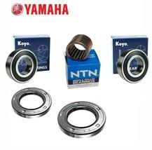 Rear Wheel Bearings & Seals for Yamaha YZF-R6 1999-2002 - $36.16