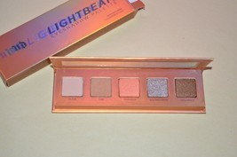 Urban Decay Light Beam 5-Color Eyeshadow Palette NEW Eye Shaddows Makeup - $14.97