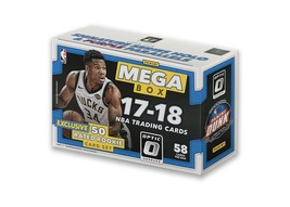 2017-18 Panini Prizm NBA Basketball MEGA BOX SEALED 50 Rated Rookie Card - $54.99