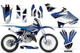 Dirt Bike Decal Graphic Kit MX Wrap For Yamaha YZ125 YZ250 2015-2018 EMP... - $168.25