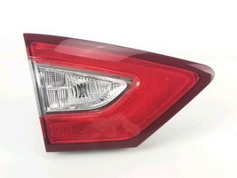 2013 2014 2015 2016 Ford Fusion Left LH Driver Inner Tail Light OEM  - $49.46