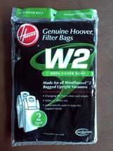 Hoover Replacement Hepa Bag ( 2 Pack ),No 401080W2,  Hoover Inc/Tti Floo... - $20.29