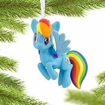 Hallmark My Little Pony Rainbow Dash Christmas Ornament Red Box - $14.99