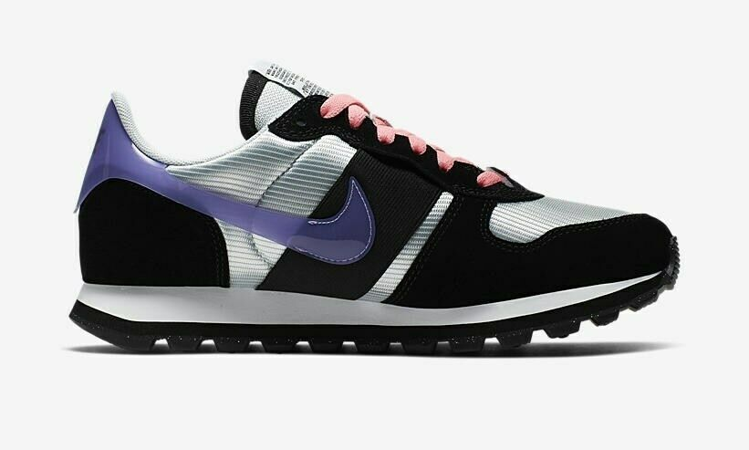 Primary image for NIKE V-LOVE O.X. WOMEN'S CASUAL SHOES SIZE 6.0 TO 9.0 PLATINUM VIOLET NEW RARE