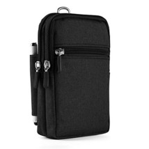 Black Travel Protective Carrying Case Accessories for Nintendo Switch - $23.93