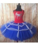 Spider-Man Tutu Dress, Girls Spider-Man Costume - $40.00+