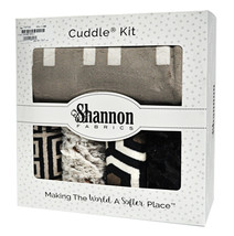 Shannon Fabrics Crazy 8 Dolce Luxe Cuddle Kit - $64.76