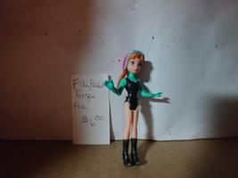 2013 Mattel Disney Polly Pocket FROZEN Anna figure - $6.00