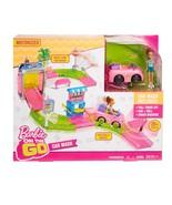 Barbie On The Go Car Wash Playset New  - $34.64