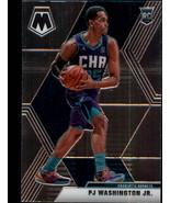 2019-20 Panini Mosaic #213 PJ Washington Jr. NM-MT RC Rookie Hornets - $0.99