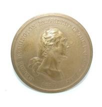 Vintage ~ President George Washington Peace & Friendship 1789 Commemorat... - $24.45