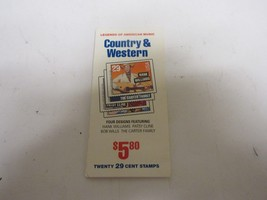 Country & Western Issue  , USPS Stamps , Lot of 8 / 29Cent Stamps - $2.97