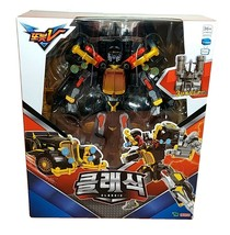 Tobot V Classic 12 Counts Set Transformation Action Figure Robot Toy Wholesale image 2