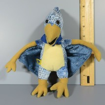"Build A Bear Dino Mini Pterodactyl Blue Dinosaur Baby 8"" Plush Stuffed T... - $12.95"