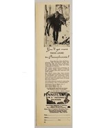 1948 Print Ad Pennsylvania Department of Commerce Hunter & Buck Deer in ... - $12.85