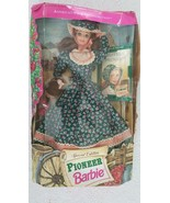 Barbie Doll Pioneer 1994 Special Esition American Stories Collection New... - $11.88