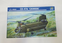 Trumpeter CH-47A Chinook #01621 1:72 - NEW IN OPEN BOX - $44.55